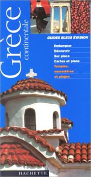Hachette, Grèce continentale 2000