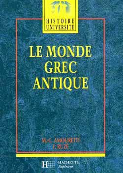 Hachette, Le Monde grec antique