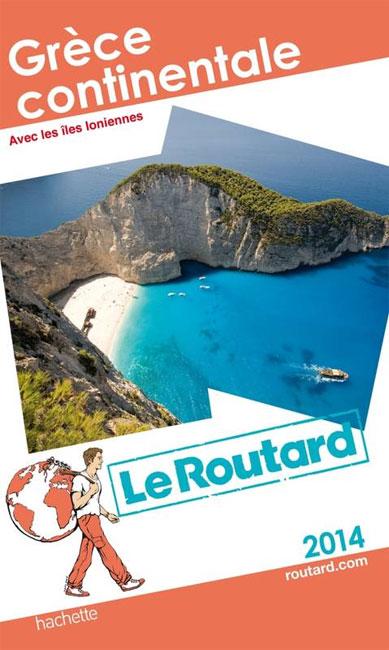 Guide du Routard Grèce continentale et Iles ioniennes
