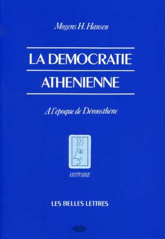 Herman Hansen, La démocratie Athénienne
