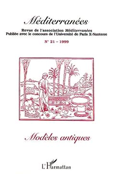 Méditerranées n° 21 - Modèles antiques