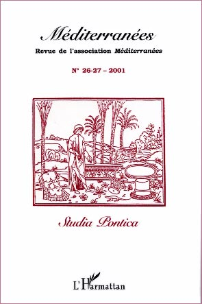 M�diterran�es n� 26-27 - Studia Pontica