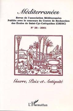 Méditerranées n° 28 - Guerre, paix et antiquité