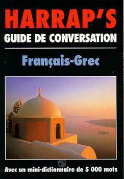 Harrap's guide de conversation français-grec