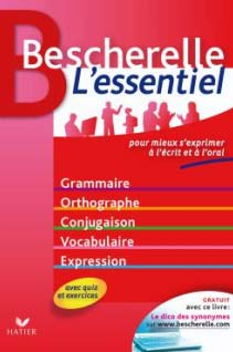 Bescherelle. L'essentiel