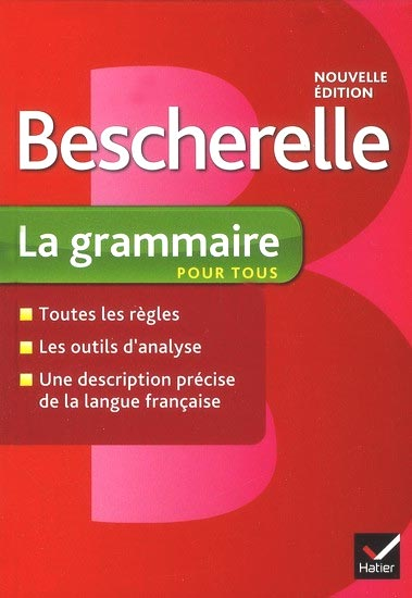 Hatier, Bescherelle : La Grammaire pour tous
