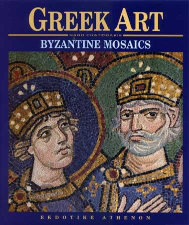 Hatzidakis, Byzantine mosaics
