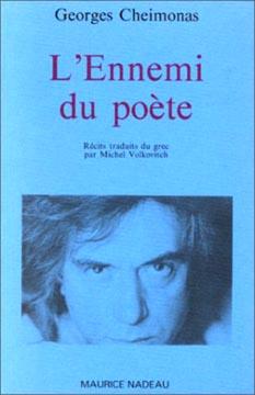 Cheimonas, L'Ennemi du poète