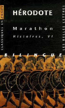 Hérodote, Marathon. Histoires, Livre VI