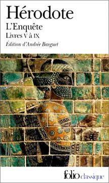 L'Enquκte. Livres V ΰ IX
