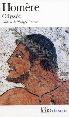Homère, Odyssée