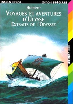 Όμηρος, Voyages et aventures d'Ulysse