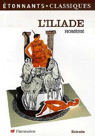 Hom�re, L'Iliade