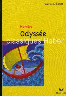 Homère, Odyssée (livre de l'élève)