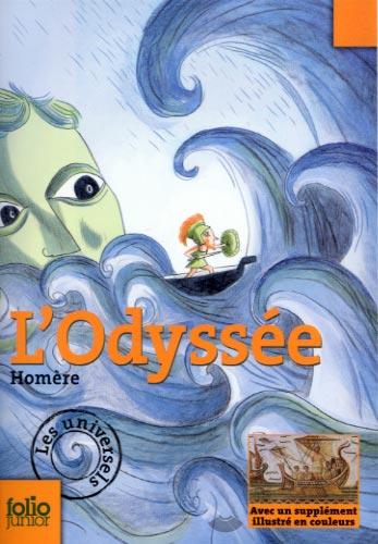 Homère, L'Odyssée Ed. 2007