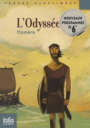 Homère, L'Odyssée Ed. 2009