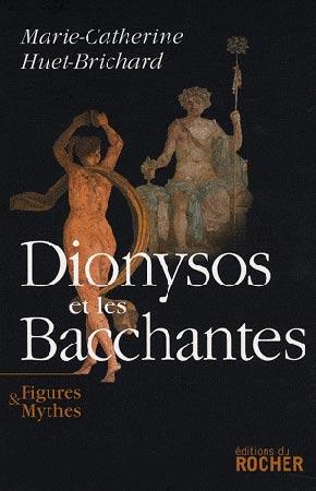 Huet-Brichard, Dionysos et les bacchantes