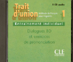 Iglesis, Trait d'union 1 (CD individuel)