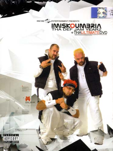Imiskoumbria, The def jam yearz + The ultimate DVD