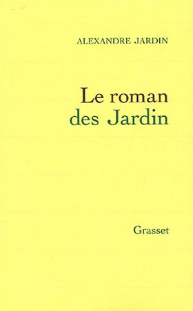 Le roman des Jardin