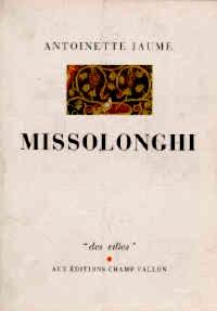 Missolonghi