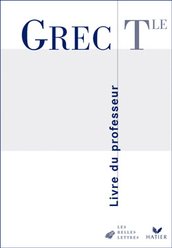 Grec Terminale, Livre du professeur