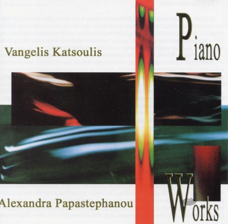 Katsoulis, Piano Works