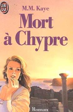 Mort � Chypre (poche)