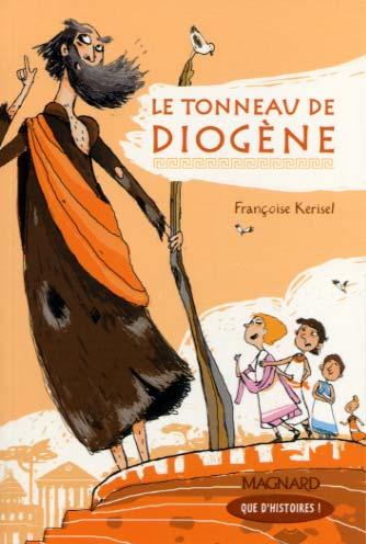 Kerisel, Le tonneau de Diogène