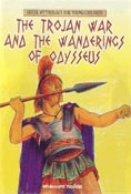 The Trojan war and the wanderings of Odysseus