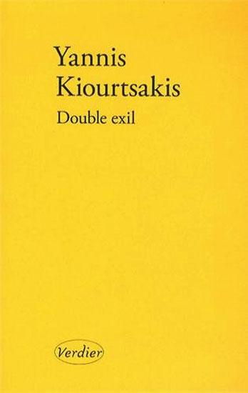 Kiourtsakis, Double exil