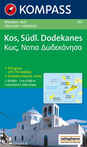 Kos - Southern Dodecanese WP252