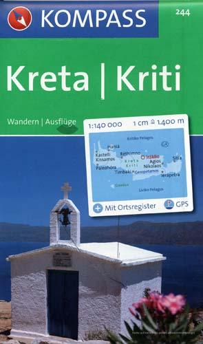Kompass, Crete WK244