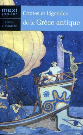 Contes et l�gendes de la Gr�ce antique