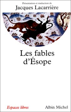 Lacarrière, Les Fables d'Esope