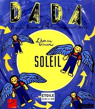 Dada n° 38 : Icare, l'homme-oiseau