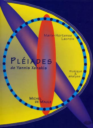 Pléiades de Yannis Xenakis