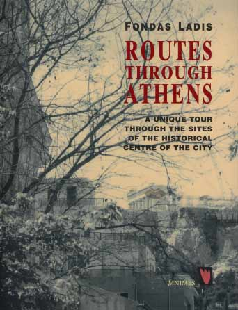 Routes through Athens