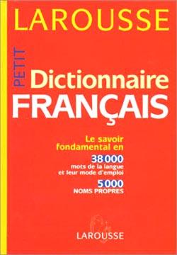 Larousse, Petit Dictionnaire français