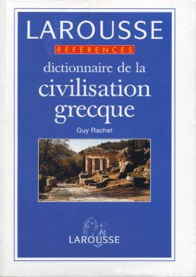 Larousse, Dictionnaire de la civilisation grecque