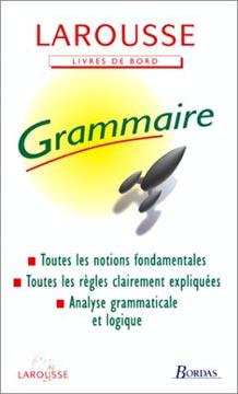 Larousse, Grammaire