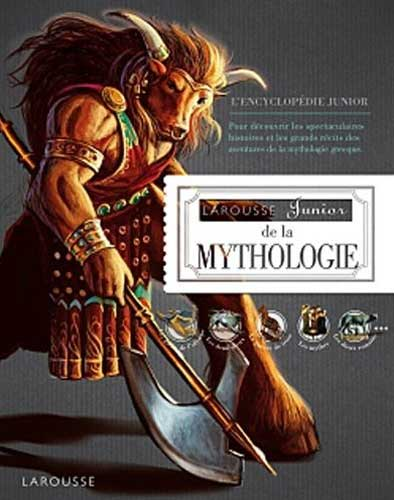 Larousse Junior de la Mythologie