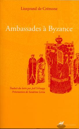 Ambassades à Byzance