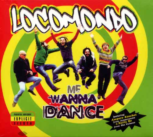 Locomondo, Me wanna dance