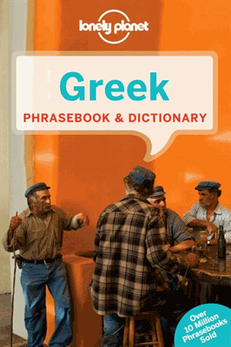 Lonely Planet, Greek Phrasebook