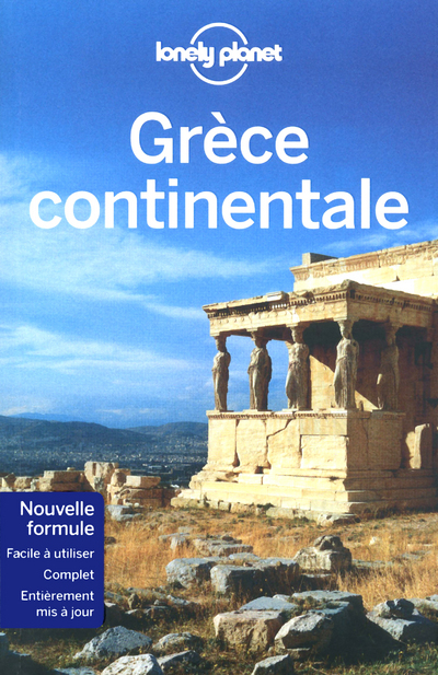 Lonely Planet, Grèce continentale