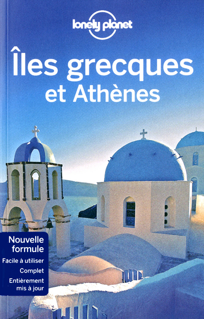 Lonely Planet, Iles grecques et Athènes