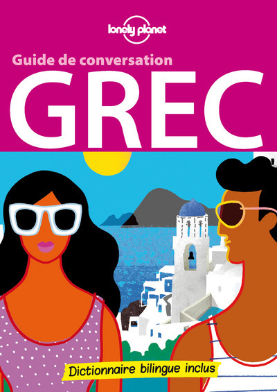 Grec. Guide de conversation