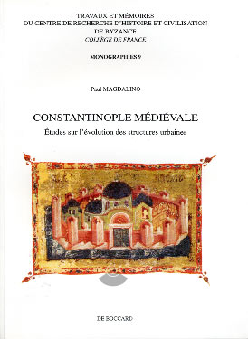 Constantinople mdivale