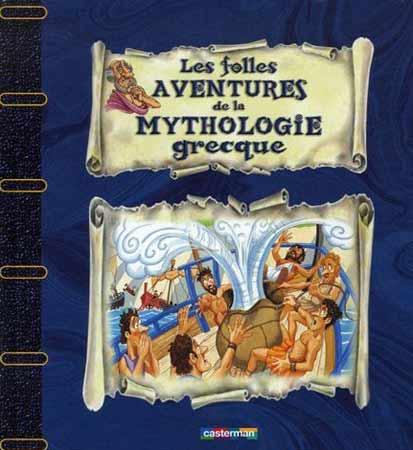Malam, Les folles aventures de la mythologie grecque